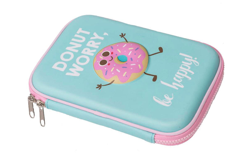 Donut Hardshell Pencil Case