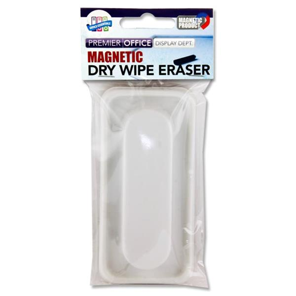 Premier Office Magnetic Dry Wipe Eraser