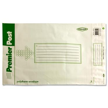 Premier Post Extra Strong 240x320mm Polythene Envelope