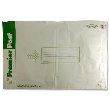 Premier Post Extra Strong 500x650mm Polythene Envelope