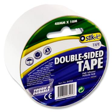 Double Sided Tape - 48mm X 10m