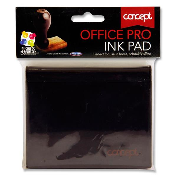 Concept Office Pro Ink Pad - Black Ink