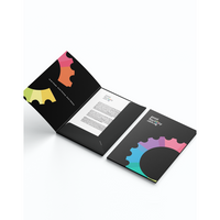 Personalised Presentation Folders