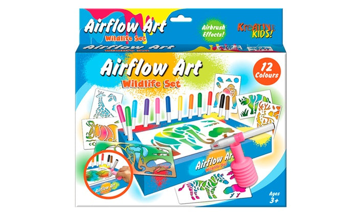 Airflow Art Wildlife Set