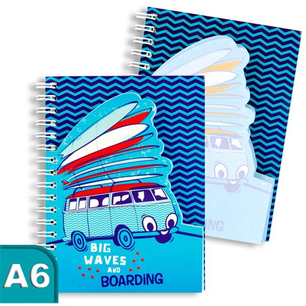 Boarding Note Book