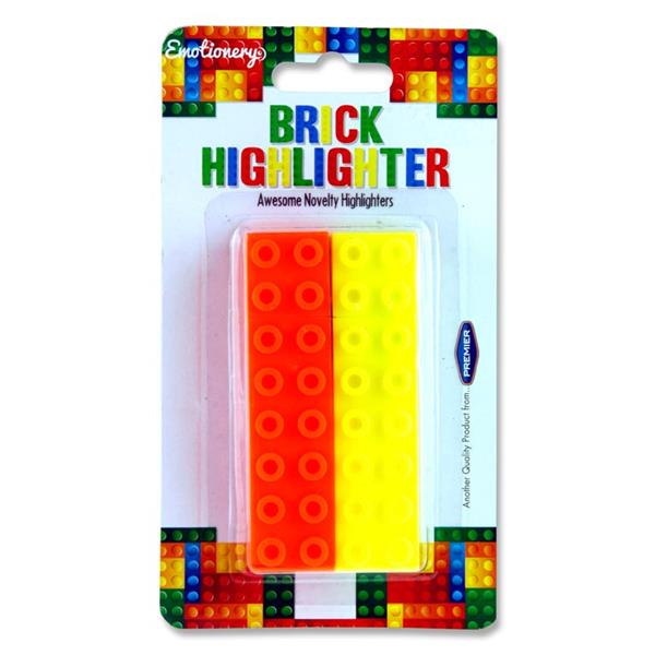 2 Brick Highligters
