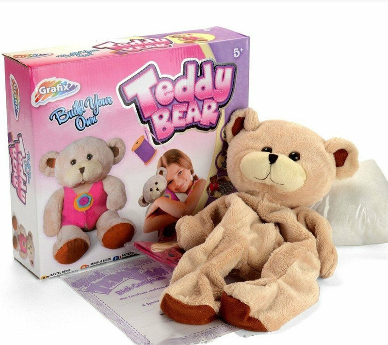 Build your own Teddy Bear Set