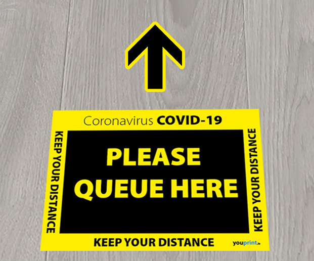 Covid Retail Support Flooring Pack