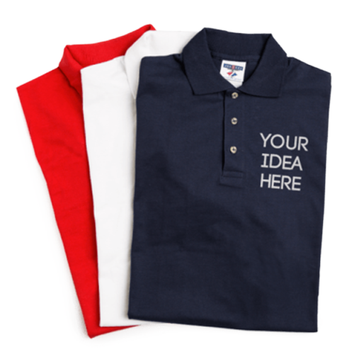 Personalised Polo Shirt