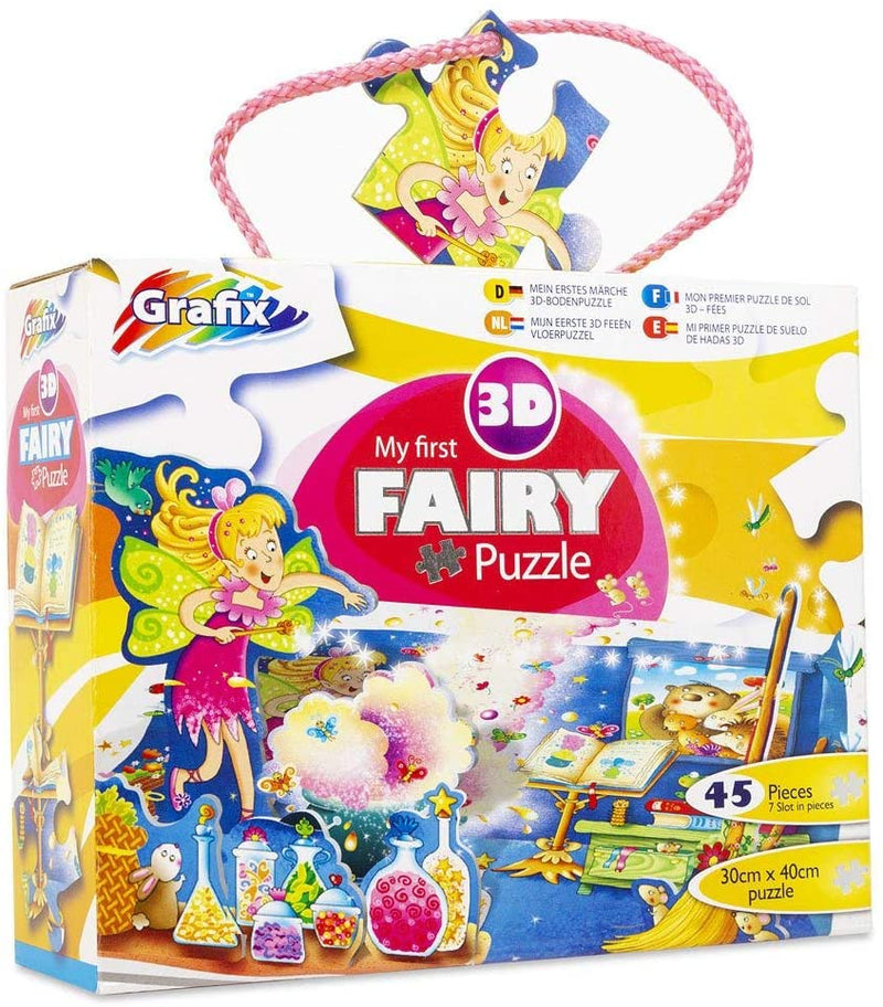 My First Fairy 3D Puzzle