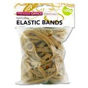 natural elastic rubber bands 100g mallow cork