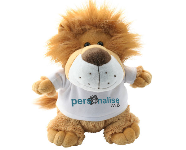 Personalised Plush Teddy