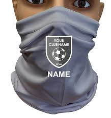 Personalised Snood / Face Covering