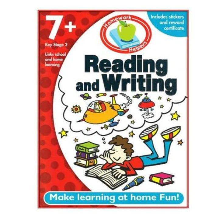 Reading & Writing  - Wipe-clean Activities