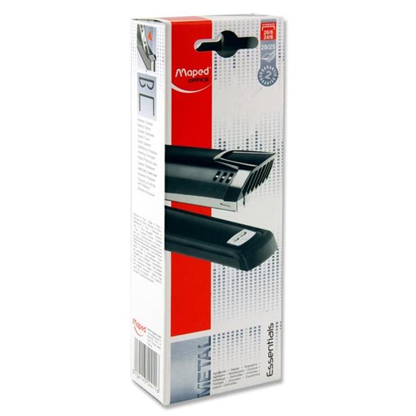 Maped Essentials 26/6 Full Strip Stapler