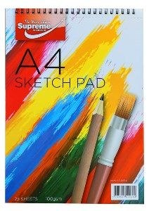 A4 Supreme Sketch Pad