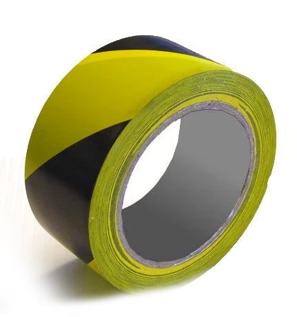 Heavy Duty Hazzard Floor Tape