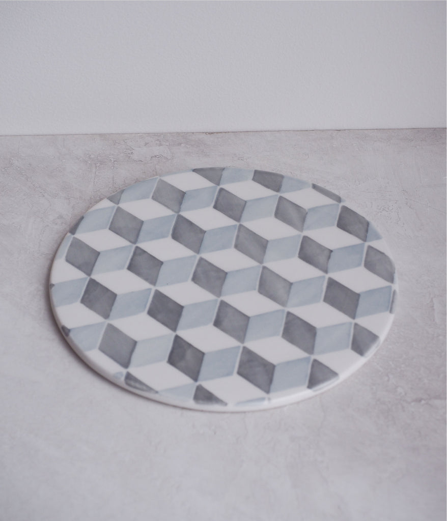 Trivet with Pattern