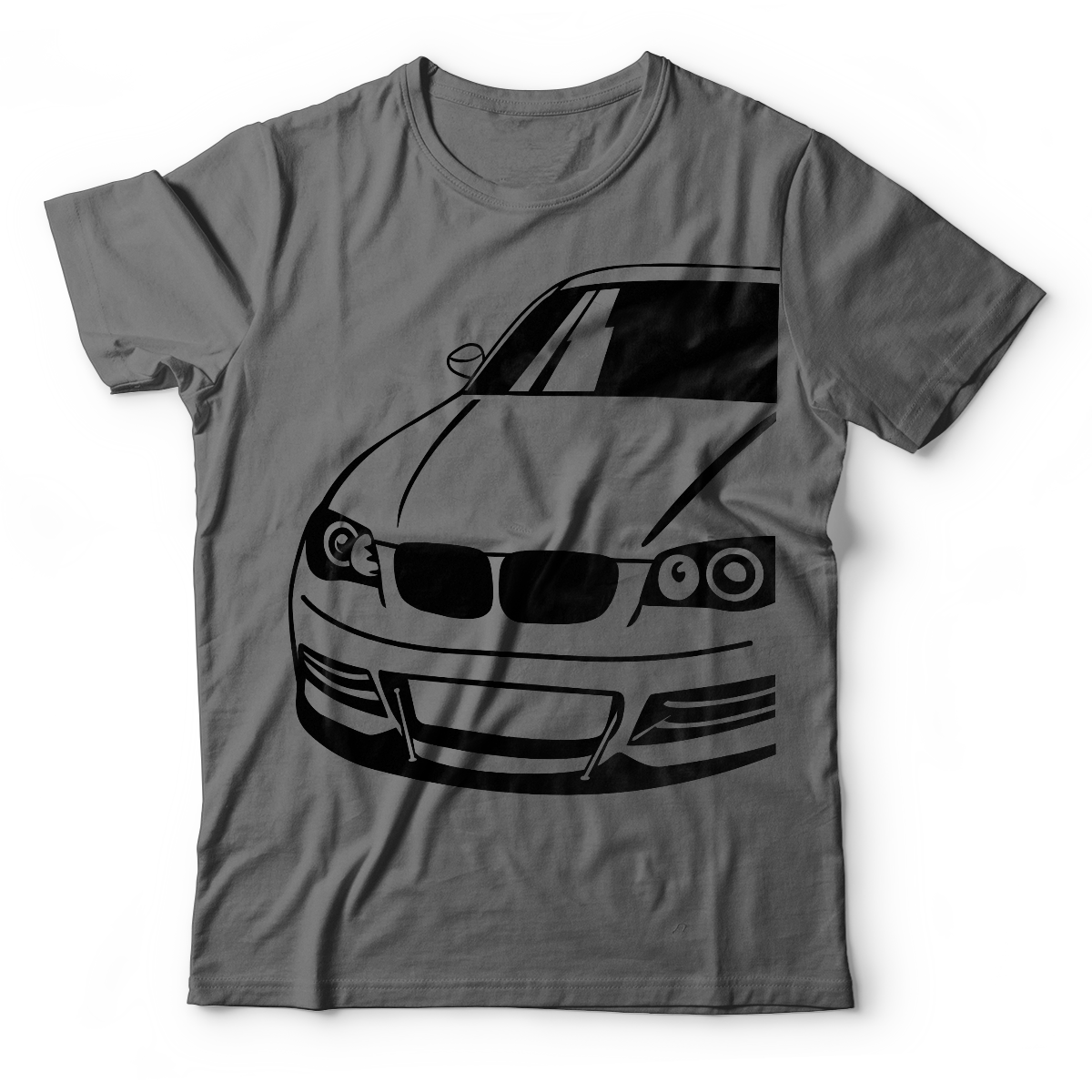 The 1 Series Shirt - Gray