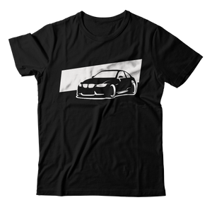 BMW E92 3-Series T-Shirt - Black