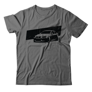 BMW E92 3-Series T-Shirt - Heather Gray