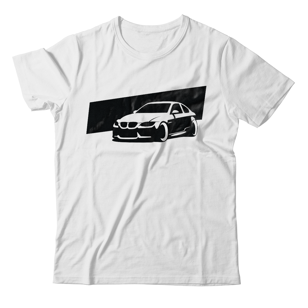 BMW E92 3-Series T-Shirt - White