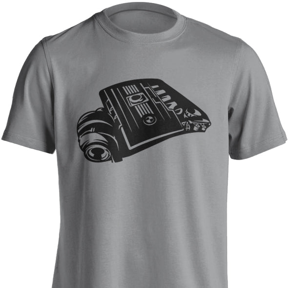 Single Turbo BMW N54 T-Shirt
