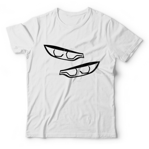 F80/F30 Headlights T-Shirt - White