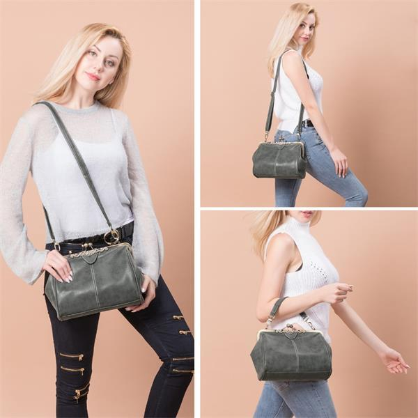 Retro Women Messenger Bags Small Shoulder Bag