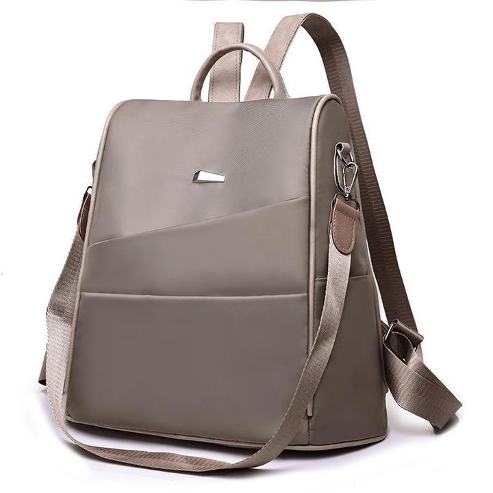 Women Casual Anti-Theft Backpack Shoulder Bag