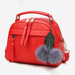 Fashion PU leather ladies handbag