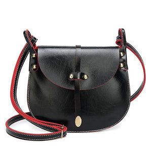 Women Pure Color 5.5inch Phone Bag Shoulder Bags Crossbody Bags