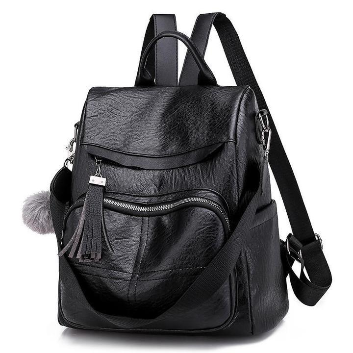 Multi-functional Anti-theft Women Backpack
