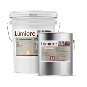 Lumiere - Metallic Epoxy Coating