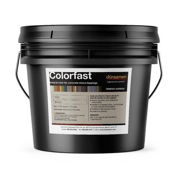Colorfast