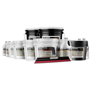 Concrete Resurfacing Kit | 750 Sq. Ft.