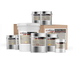 Garage Floor Epoxy Coating Kit | 1000 Sq. Ft.