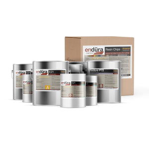 Garage Floor Epoxy Coating Kit | 500 Sq. Ft.