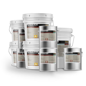 High-build Epoxy Coating Kit | 1,000 Sq. Ft.
