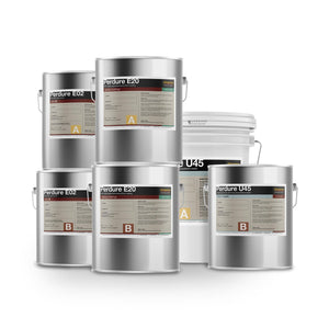 High-build Epoxy Coating Kit | 250 Sq. Ft.