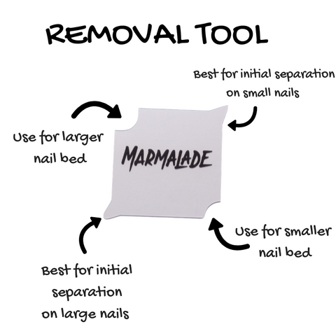 Marmalade Nails Removal Tool