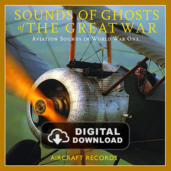 Sounds Of Ghosts of The Great War
