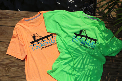 Docktails Apparel and Accessories - T-Shirts, boardshorts, hoodies, hats and more