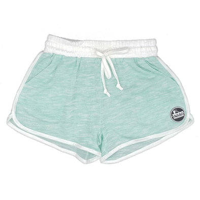 Docktails Women's Chillaxin Shorts, perfect for hanging out at the beach or on your boat
