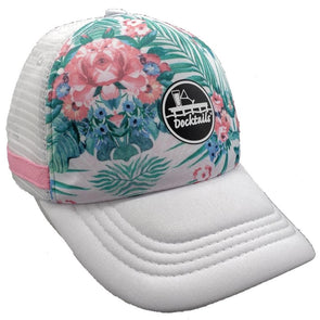 Docktails Women's Lena Trucker Hat