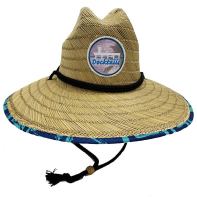 Docktails Makin Waves Lifeguard Hat, perfect for hanging out on your dock or at your favorite beach bar