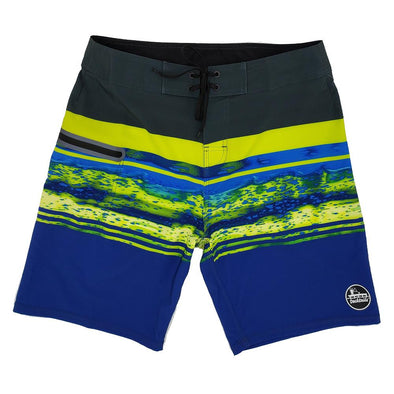 Docktails Men's Carve Boardshorts, perfect for beach volleyball and beach bars