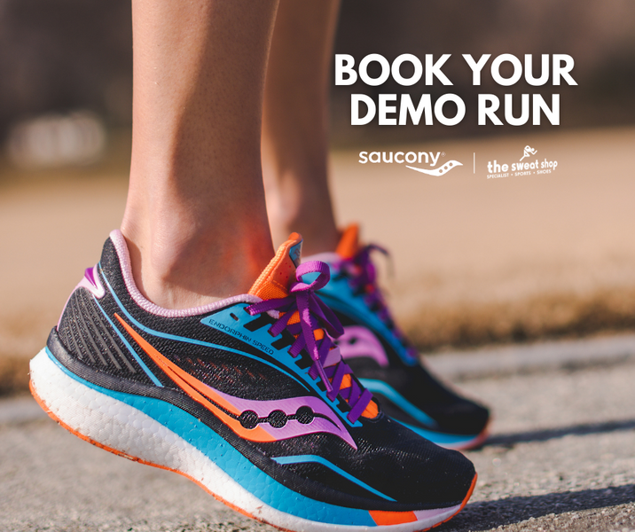 SAUCONY ENDORPHIN PRO & SPEED DEMO TESTING