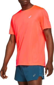 Katakana SS Top - Flash Coral (Men's)