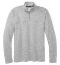 Load image into Gallery viewer, Brooks Dash 1/2 Zip Long Sleeve Shirt (Men's)